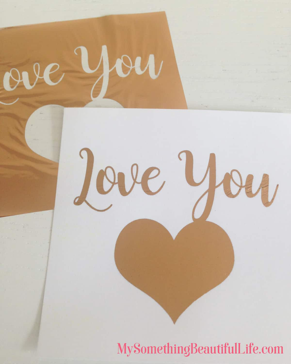 How to Make Foiled Projects with Your Laminator
